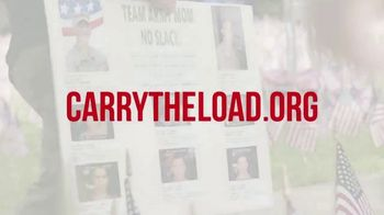 Carry the Load TV Spot, 'Honor and Remember: Get Involved' - Thumbnail 8
