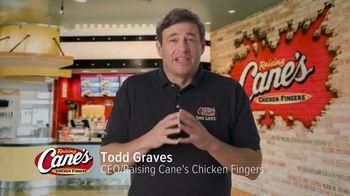 Raising Cane's TV Spot, 'Thank You'