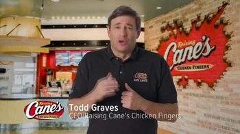 Raising Cane's TV Spot, 'Thank You' - Thumbnail 4