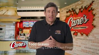 Raising Cane's TV Spot, 'Thank You' - Thumbnail 5