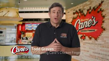 Raising Cane's TV Spot, 'Thank You' - Thumbnail 6