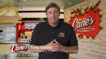Raising Cane's TV Spot, 'Thank You' - Thumbnail 8