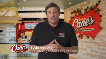 Raising Cane's TV Spot, 'Thank You' - Thumbnail 9