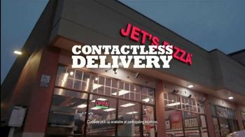 Jet's Mexican Pizza TV Spot, 'Contactless Delivery' - Thumbnail 2