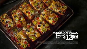 Jet's Mexican Pizza TV Spot, 'Contactless Delivery' - Thumbnail 6