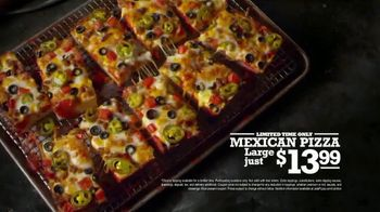 Jet's Mexican Pizza TV Spot, 'Contactless Delivery' - Thumbnail 7