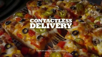 Jet's Mexican Pizza TV Spot, 'Contactless Delivery' - Thumbnail 8