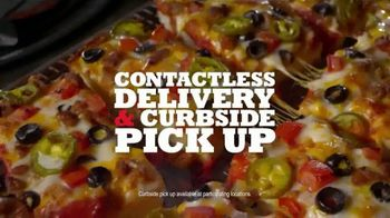 Jet's Mexican Pizza TV Spot, 'Contactless Delivery' - Thumbnail 9