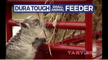 Tarter Farm & Ranch Equipment Dura Tough Small Animal Feeder TV Spot, 'Tough Feeder' - Thumbnail 9