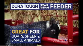 Tarter Farm & Ranch Equipment Dura Tough Small Animal Feeder TV Spot, 'Tough Feeder' - Thumbnail 3