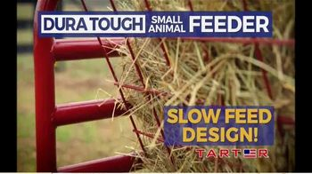 Tarter Farm & Ranch Equipment Dura Tough Small Animal Feeder TV Spot, 'Tough Feeder' - Thumbnail 6