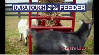 Tarter Farm & Ranch Equipment Dura Tough Small Animal Feeder TV Spot, 'Tough Feeder' - Thumbnail 8