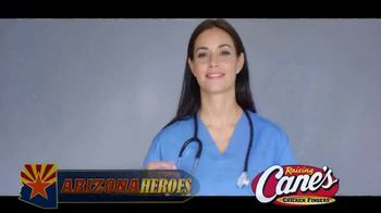 Raising Cane's TV Spot, 'Arizona Heroes' - Thumbnail 2