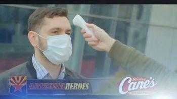 Raising Cane's TV Spot, 'Arizona Heroes' - Thumbnail 6