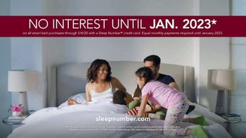 Sleep Number 360 Smart Bed TV Spot, 'Better Sleep: Up to $400 Off and No Interest' - Thumbnail 10
