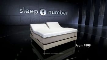 Sleep Number 360 Smart Bed TV Spot, 'Better Sleep: Up to $400 Off and No Interest' - Thumbnail 2