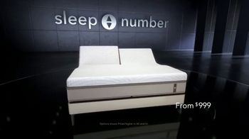 Sleep Number 360 Smart Bed TV Spot, 'Better Sleep: Up to $400 Off and No Interest' - Thumbnail 3