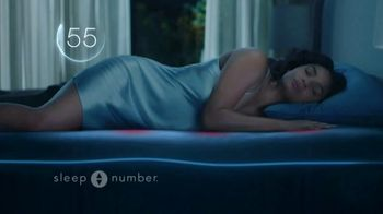 Sleep Number 360 Smart Bed TV Spot, 'Better Sleep: Up to $400 Off and No Interest' - Thumbnail 5