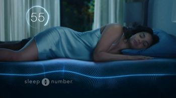 Sleep Number 360 Smart Bed TV Spot, 'Better Sleep: Up to $400 Off and No Interest' - Thumbnail 6