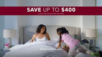 Sleep Number 360 Smart Bed TV Spot, 'Better Sleep: Up to $400 Off and No Interest' - Thumbnail 9