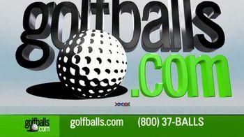 Golfballs.com TV Spot, 'Buy 3 Get 1 Free: Bridgestone' Featuring Tiger Woods - Thumbnail 1