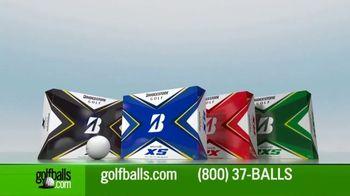 Golfballs.com TV Spot, 'Buy 3 Get 1 Free: Bridgestone' Featuring Tiger Woods - Thumbnail 2