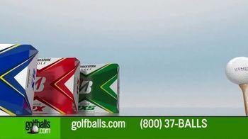 Golfballs.com TV Spot, 'Buy 3 Get 1 Free: Bridgestone' Featuring Tiger Woods - Thumbnail 4