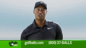 Golfballs.com TV Spot, 'Buy 3 Get 1 Free: Bridgestone' Featuring Tiger Woods - Thumbnail 6