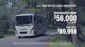 La Mesa RV TV Spot, '2020 Thor Motor Coach Windsport' - Thumbnail 7