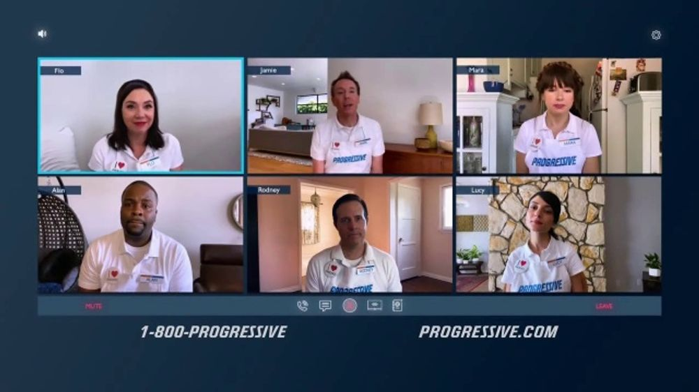 Progressive TV Commercial, 'WFH: Role Play'