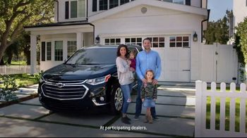 Chevrolet TV Spot, 'Chevy Cares: Doing Our Part' [T1] - Thumbnail 9