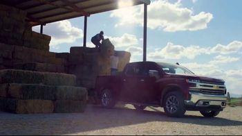 Chevrolet TV Spot, 'Chevy Cares: Doing Our Part' [T1] - Thumbnail 3