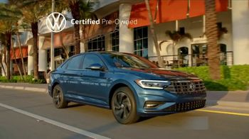 Volkswagen TV Spot, 'Best Thing About Certified Pre-Owned' [T2] - Thumbnail 1