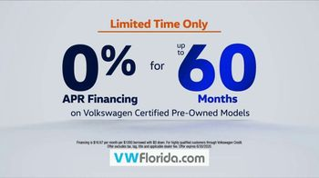 Volkswagen TV Spot, 'Best Thing About Certified Pre-Owned' [T2] - Thumbnail 8