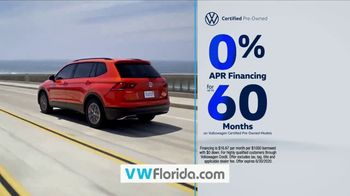 Volkswagen TV Spot, 'Best Thing About Certified Pre-Owned' [T2] - Thumbnail 5
