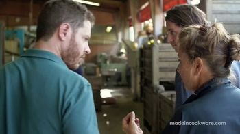 Made In Cookware TV Spot, 'Craftsmanship' Featuring Grant Achatz - Thumbnail 4
