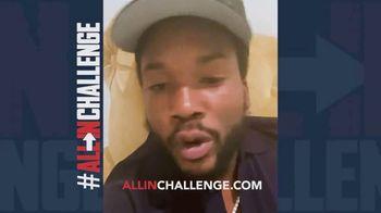 Fanatics.com TV Spot, 'All-In Challenge' Featuring Kevin Hart, Leonardo DiCaprio, Ellen DeGeneres - Thumbnail 3