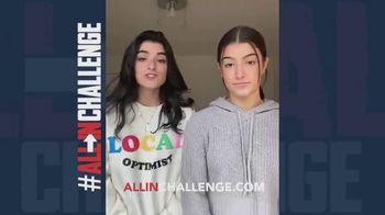 Fanatics.com TV Spot, 'All-In Challenge' Featuring Kevin Hart, Leonardo DiCaprio, Ellen DeGeneres - Thumbnail 4