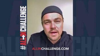 Fanatics.com TV Spot, 'All-In Challenge' Featuring Kevin Hart, Leonardo DiCaprio, Ellen DeGeneres - Thumbnail 5