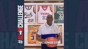 Fanatics.com TV Spot, 'All-In Challenge' Featuring Kevin Hart, Leonardo DiCaprio, Ellen DeGeneres - Thumbnail 7