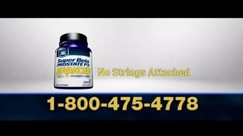 Super Beta Prostate Advanced TV Spot, 'Waking Up Over and Over: Free 30 Day Supply' - Thumbnail 5