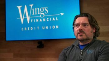 Wings Financial Credit Union TV Spot, 'Barry: Cooperative Spirit' - Thumbnail 5