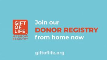 Gift of Life Marrow Registry TV Spot, 'Join the Registry From Home', 'Join From Home' - Thumbnail 8
