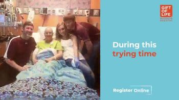 Gift of Life Marrow Registry TV Spot, 'Join the Registry From Home', 'Join From Home' - Thumbnail 2