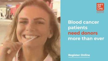 Gift of Life Marrow Registry TV Spot, 'Join the Registry From Home', 'Join From Home' - Thumbnail 3