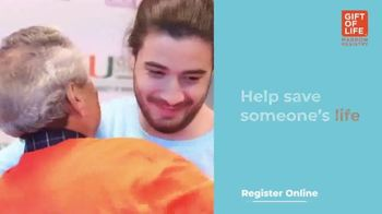 Gift of Life Marrow Registry TV Spot, 'Join the Registry From Home', 'Join From Home' - Thumbnail 7