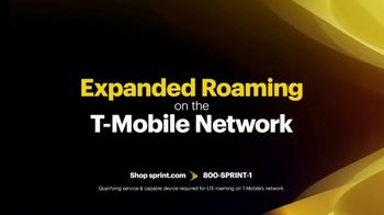 Sprint Best Unlimited Deal TV Spot, 'Four Lines and Four Galaxy Phones' - Thumbnail 10