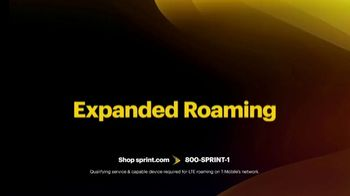Sprint Best Unlimited Deal TV Spot, 'Four Lines and Four Galaxy Phones' - Thumbnail 8