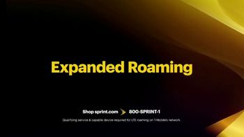 Sprint Best Unlimited Deal TV Spot, 'Four Lines and Four Galaxy Phones' - Thumbnail 9