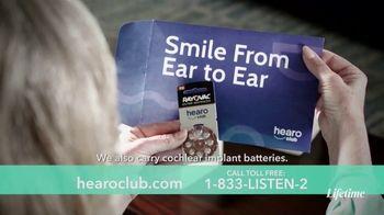 hearOclub TV Spot, 'The Freshest Hearing Aid Batteries' - Thumbnail 3